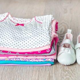 tips merawat baju bayi